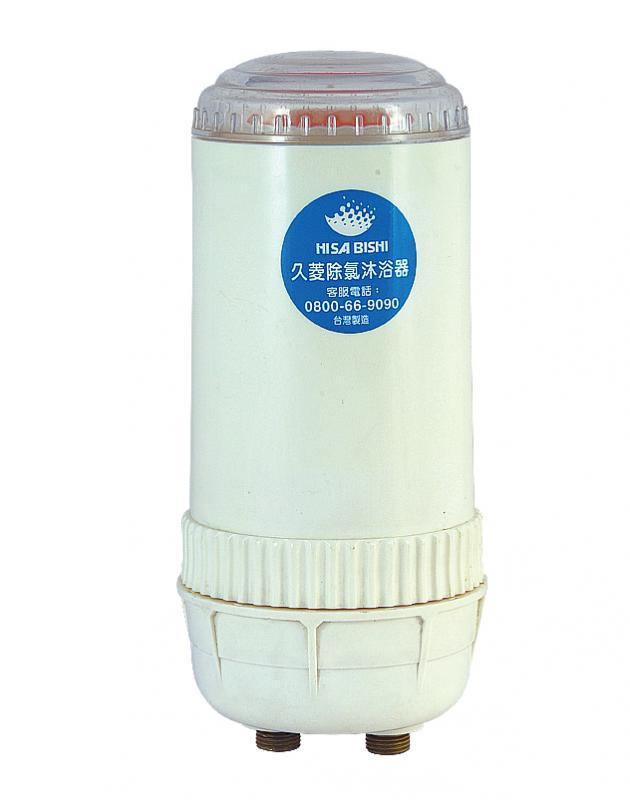 Dechlorination shower filter - M4 1