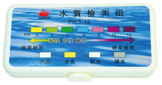 水質檢測組 - P1 1