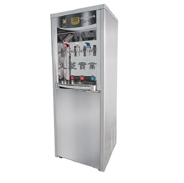 CL900冰溫熱飲水機(白鐵) 1